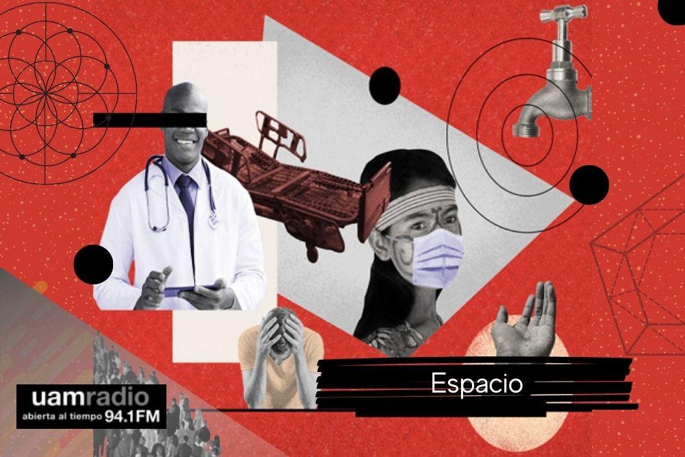 UAM Radio. Blog Posts. espacio