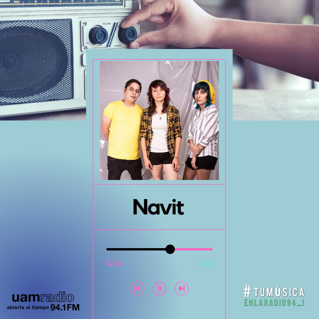 UAM Radio 94.1. Series actuales. TMR. Navit
