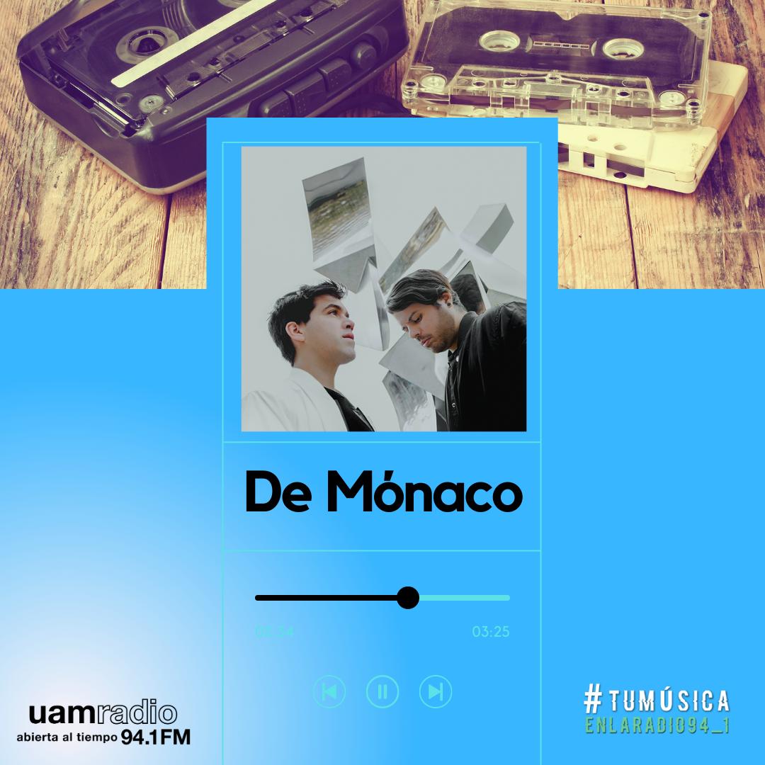 UAM Radio 94.1. Series actuales. TMR. De Mónaco