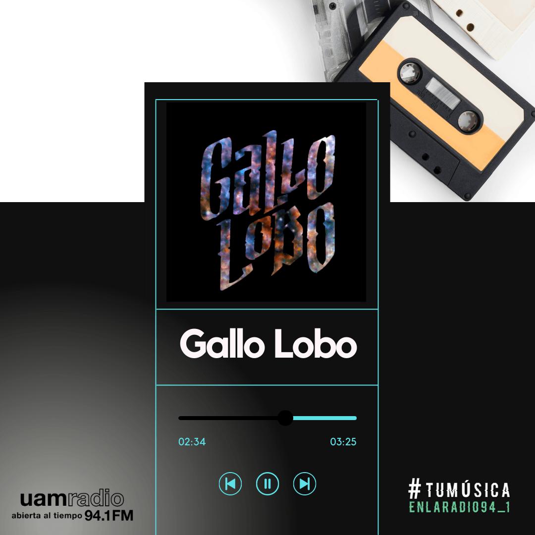 UAM Radio 94.1. Series actuales. TMR. Gallo Lobo