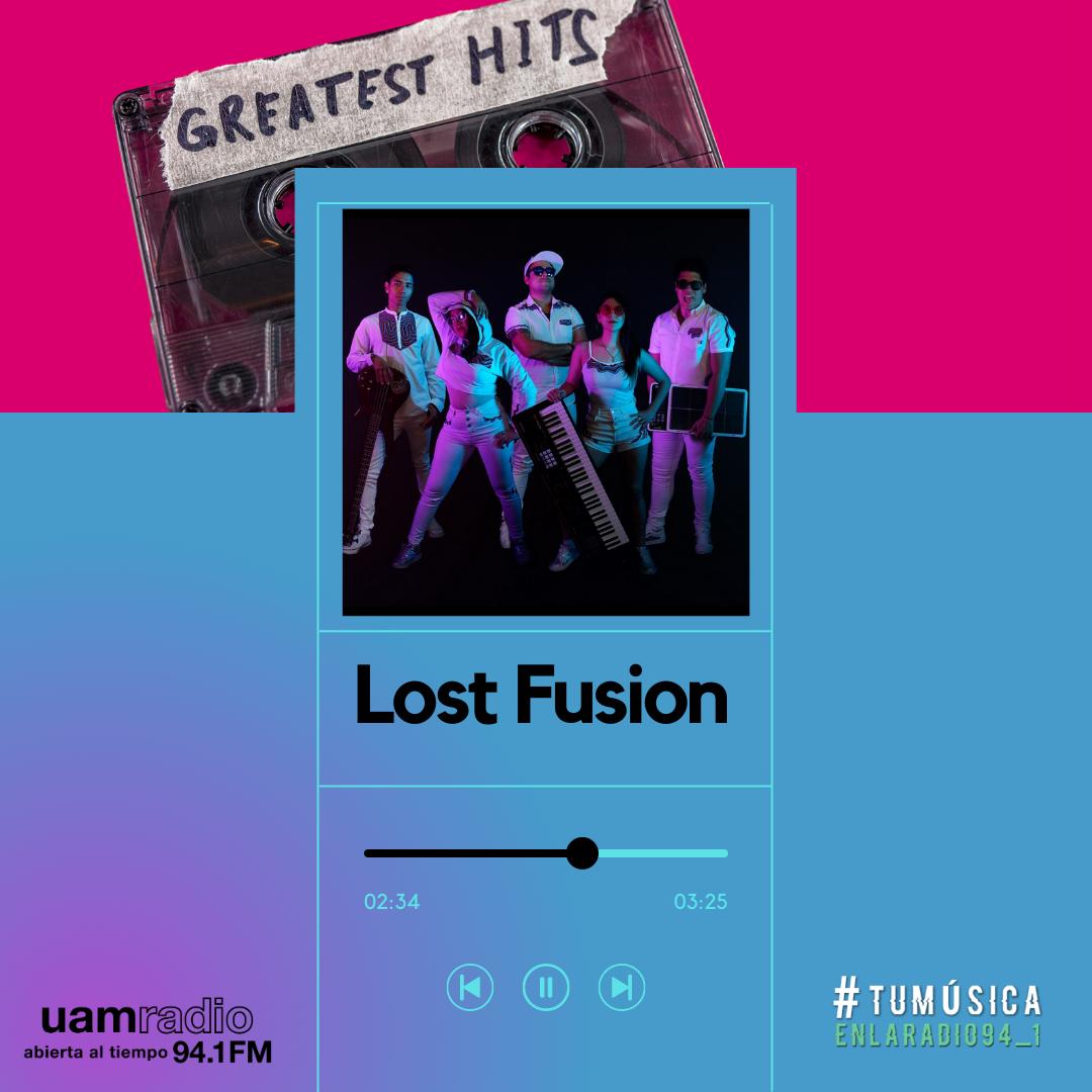 UAM Radio 94.1. Series actuales. TMR. Lost Fusion