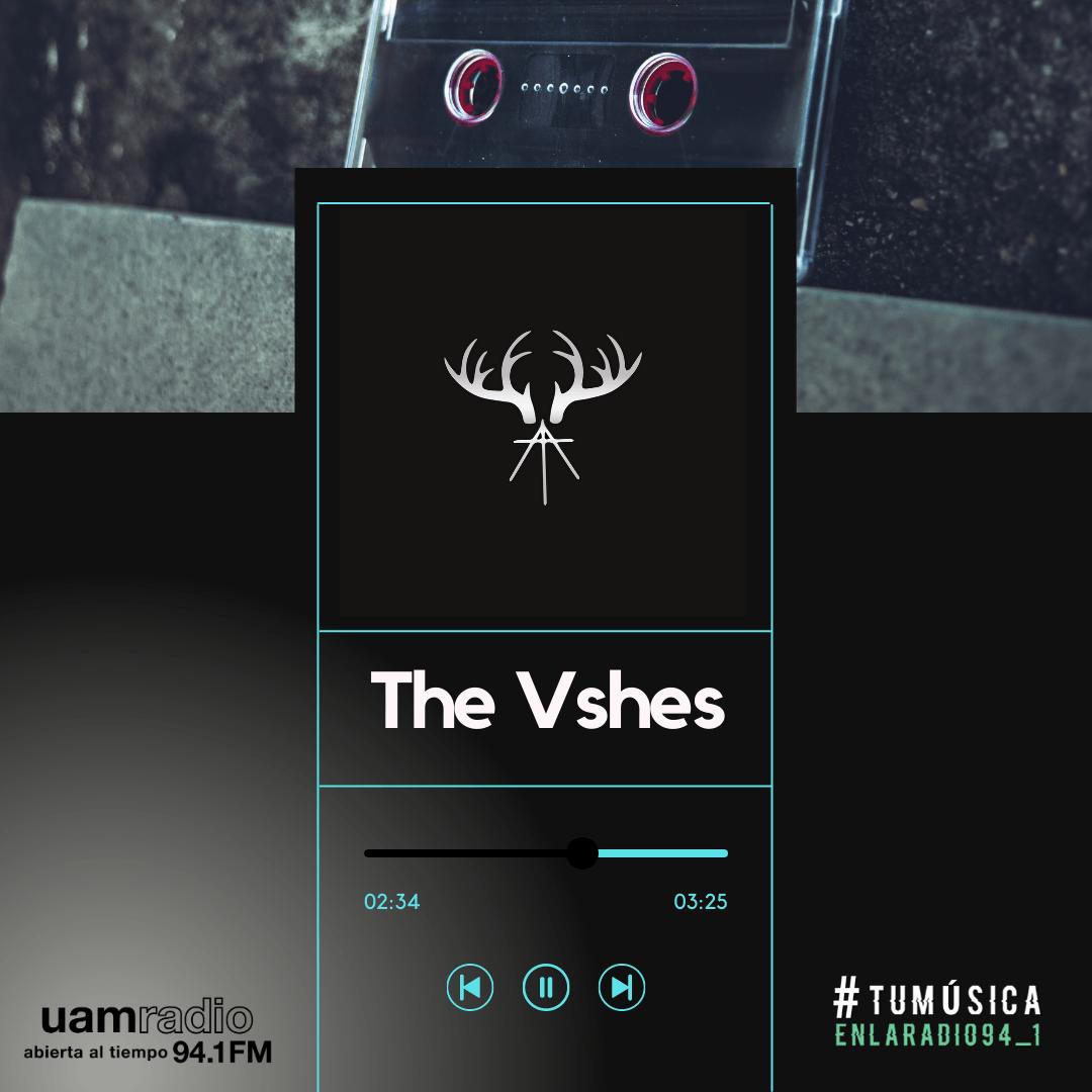 UAM Radio 94.1. Series actuales. TMR. The Vshes