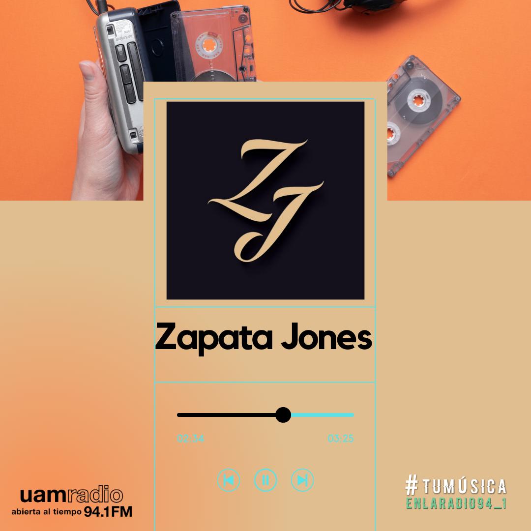 UAM Radio 94.1. Series actuales. TMR. Zapata Jones