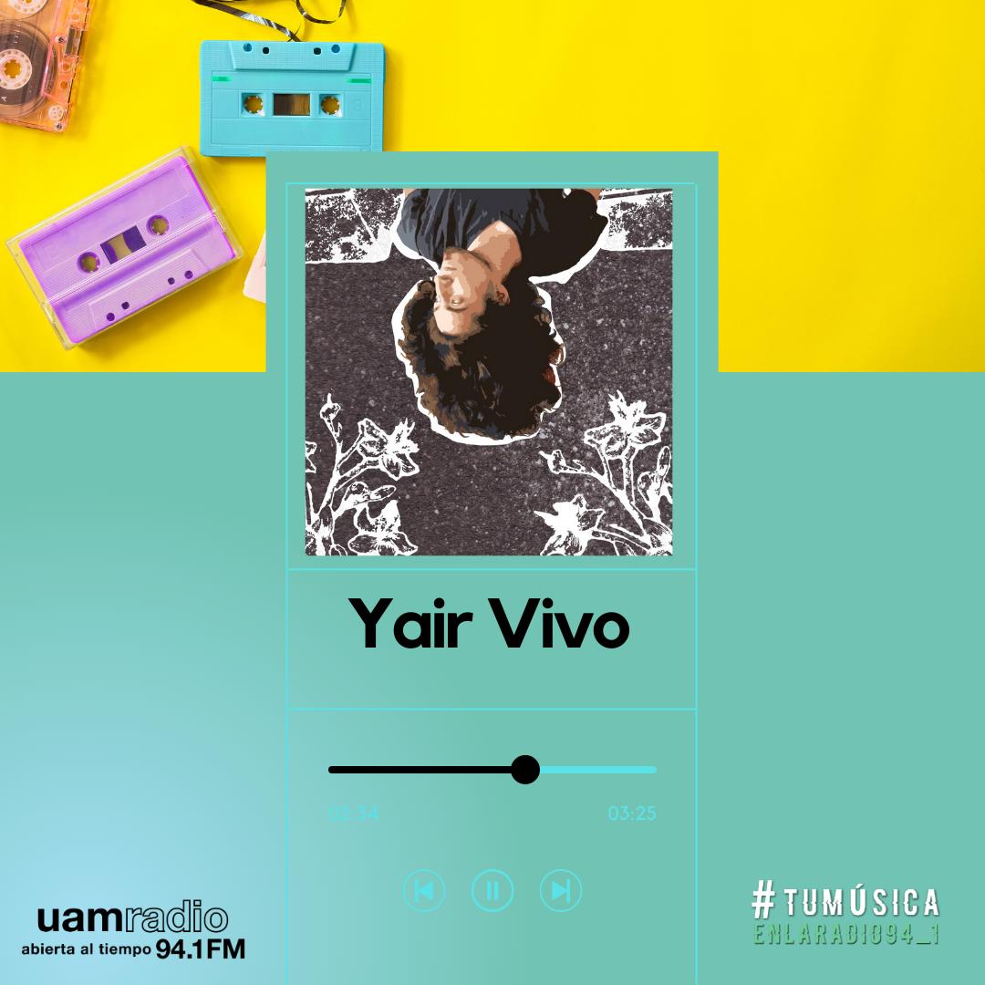 UAM Radio 94.1. Series actuales. TMR. Yair Vivo