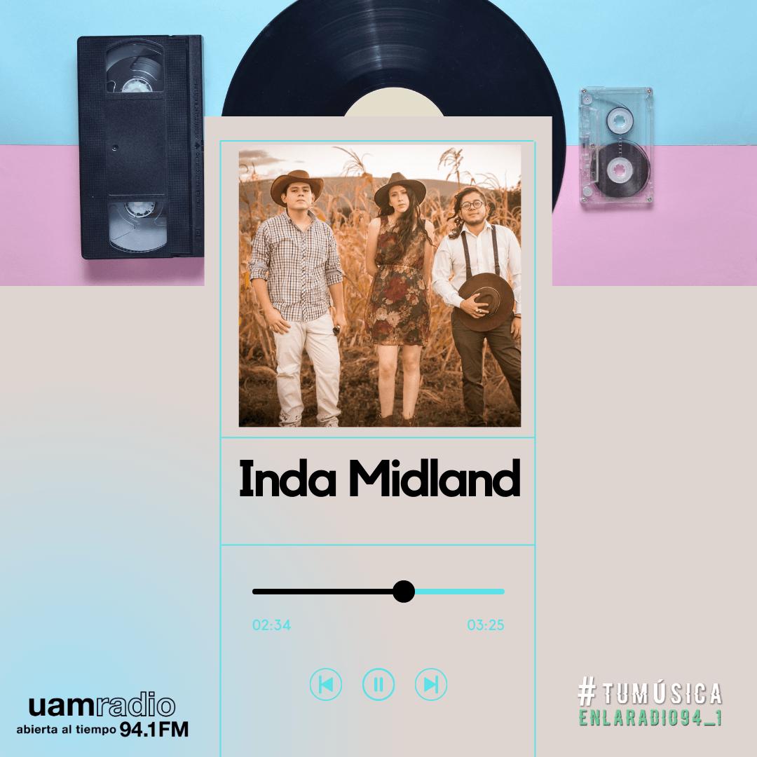 UAM Radio 94.1. Series actuales. TMR. Inda Midland