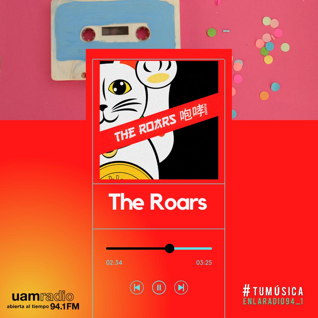 UAM Radio 94.1. Series actuales. TMR. The Roars