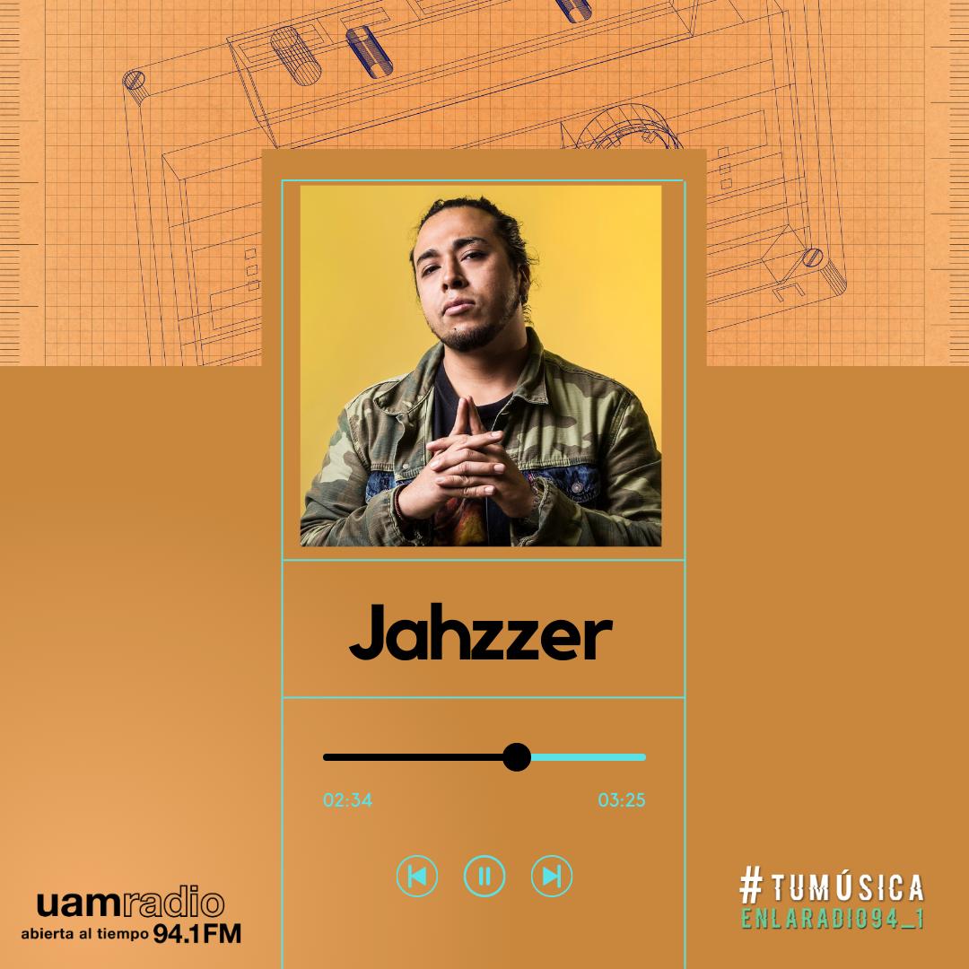UAM Radio 94.1. Series actuales. TMR. Jahzzer