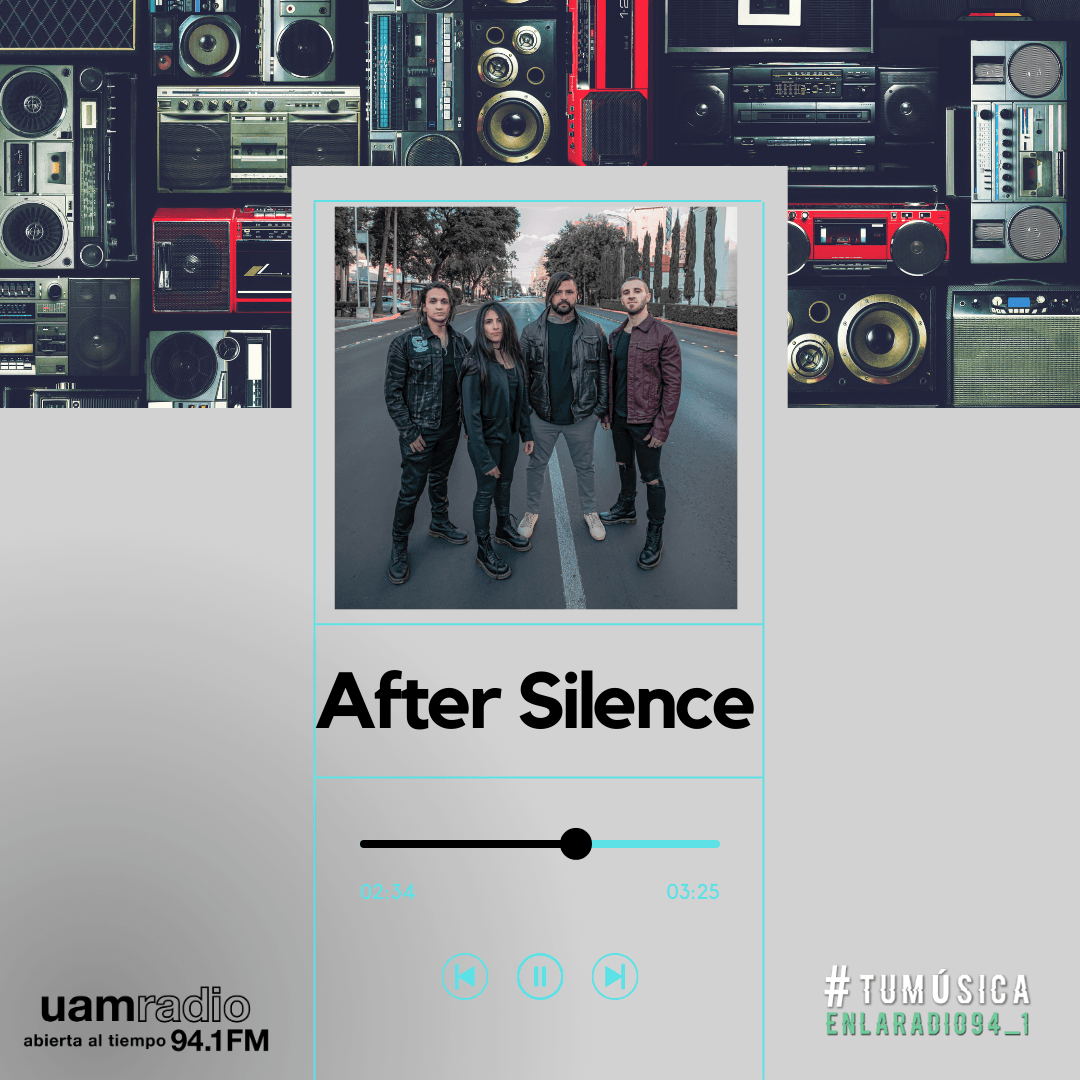 UAM Radio 94.1. Series actuales. TMR. After Silence