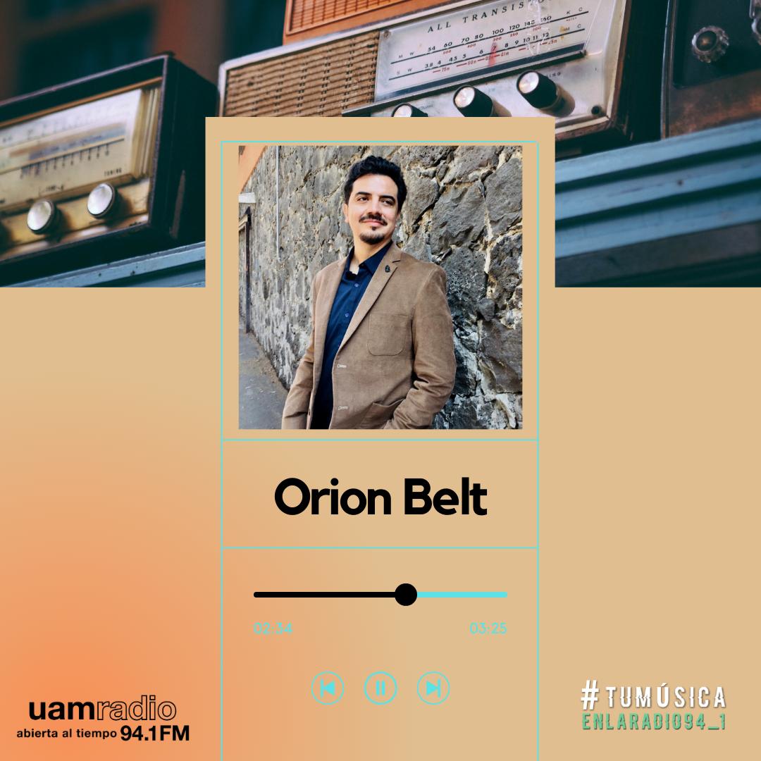 UAM Radio 94.1. Series actuales. TMR. Orion Belt