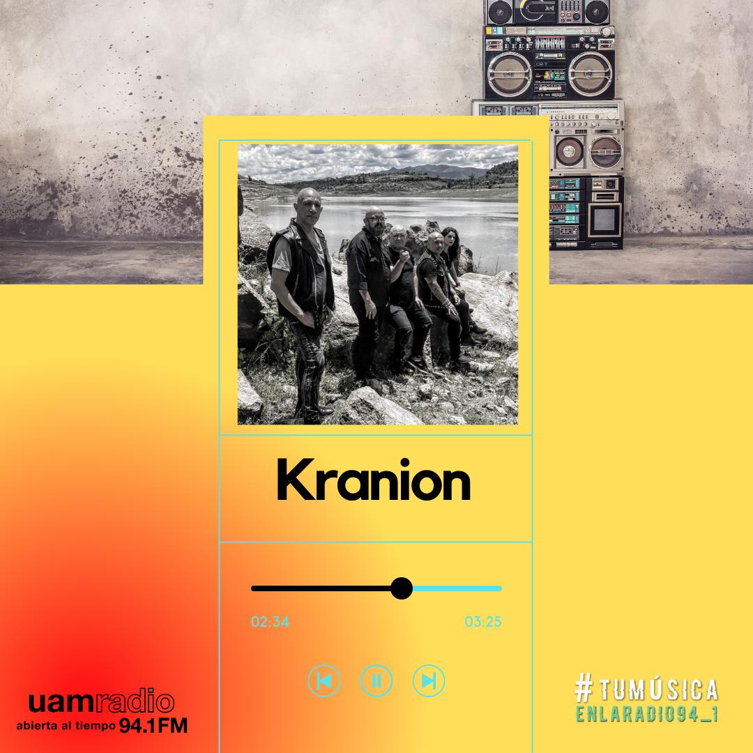 UAM Radio 94.1. Series actuales. TMR. Kranion