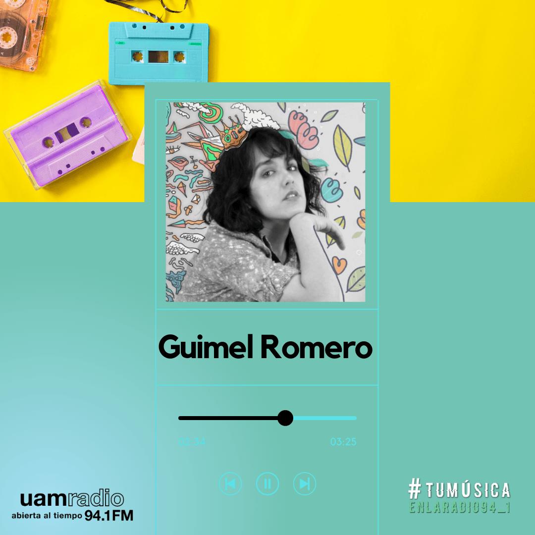 UAM Radio 94.1. Series actuales. TMR. Guimel Romero
