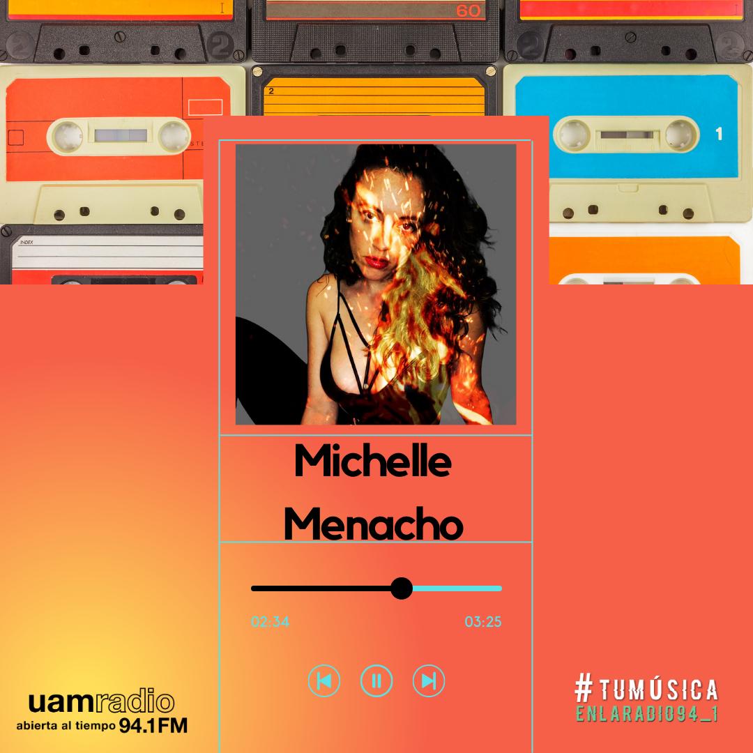 UAM Radio 94.1. Series actuales. TMR. Michelle Menacho