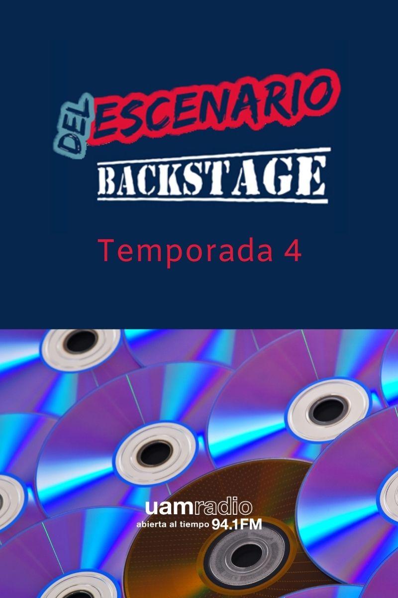 UAM Radio 94.1 FM Del Escenario Backstage Temporada 4