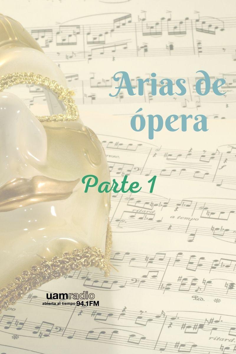 UAM Radio 94.1 FM Arias de ópera Parte 1