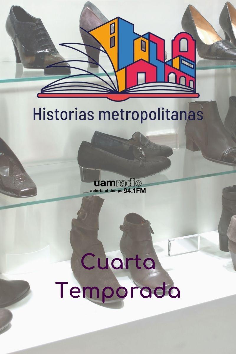 UAM Radio 94.1 FM Historias Metropolitanas Cuarta temporada