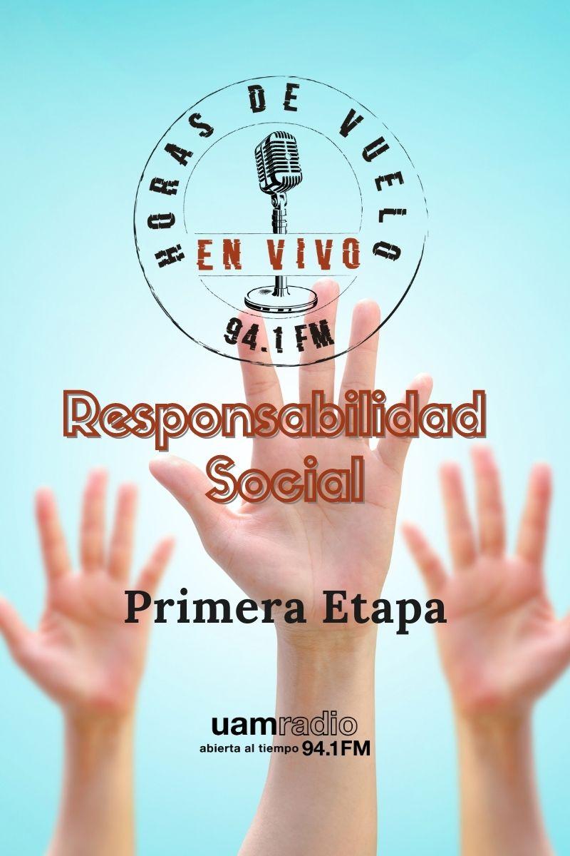 UAM Radio 94.1 FM Responsabilidad Social Primera Etapa