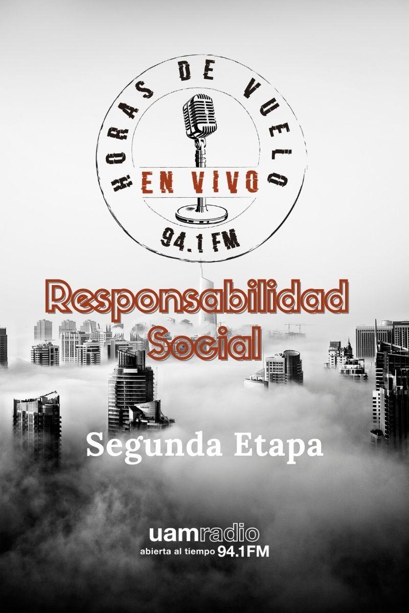 UAM Radio 94.1 FM Responsabilidad Social Segunda Etapa