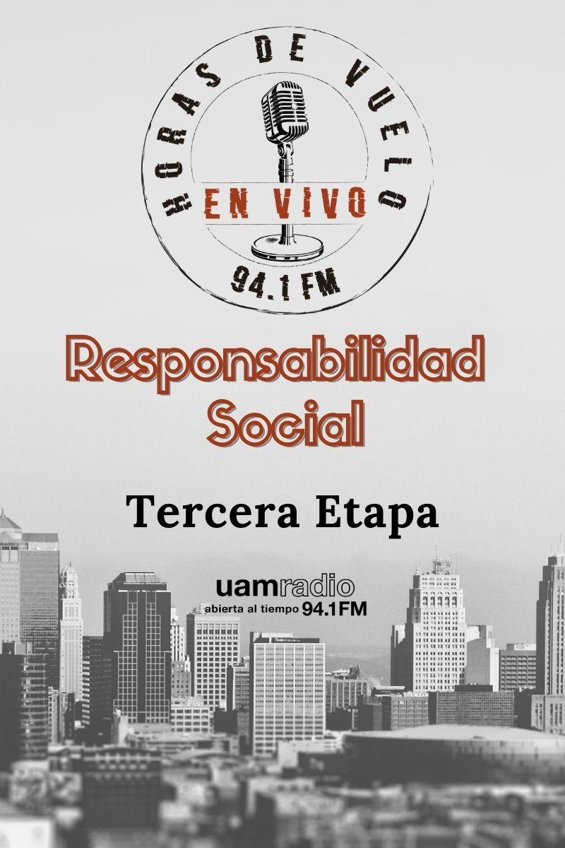 UAM Radio 94.1 FM Responsabilidad Social Tercera Etapa