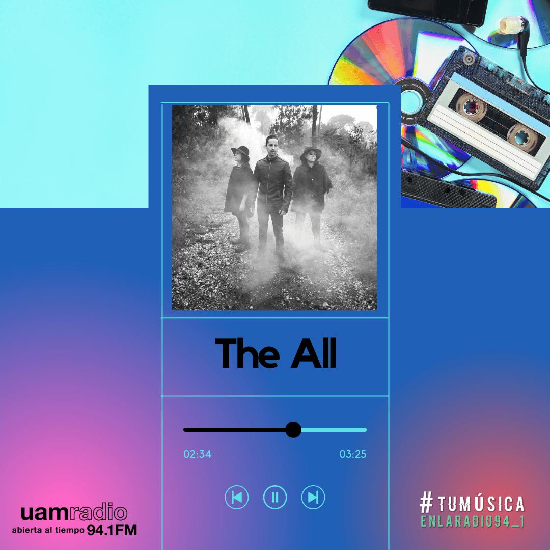 UAM Radio 94.1. Series actuales. TMR. The All