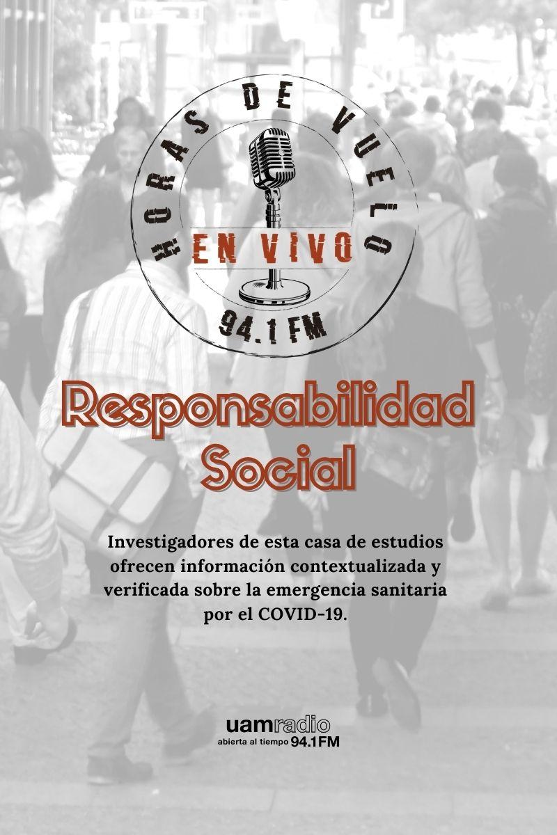UAM Radio 94.1. Series Históricas. Responsabilidad Social