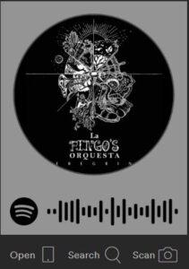 la pingo´s orquesta SPOTIFY