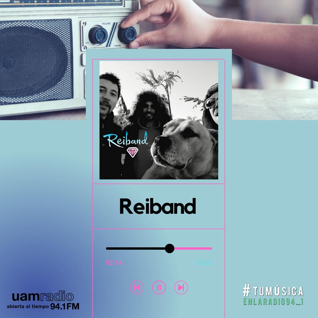 UAM Radio 94.1. Series actuales. TMR. Reiband