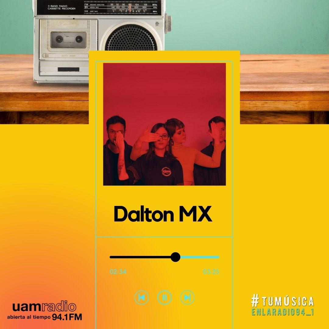 UAM Radio 94.1. Series actuales. TMR. Dalton mx