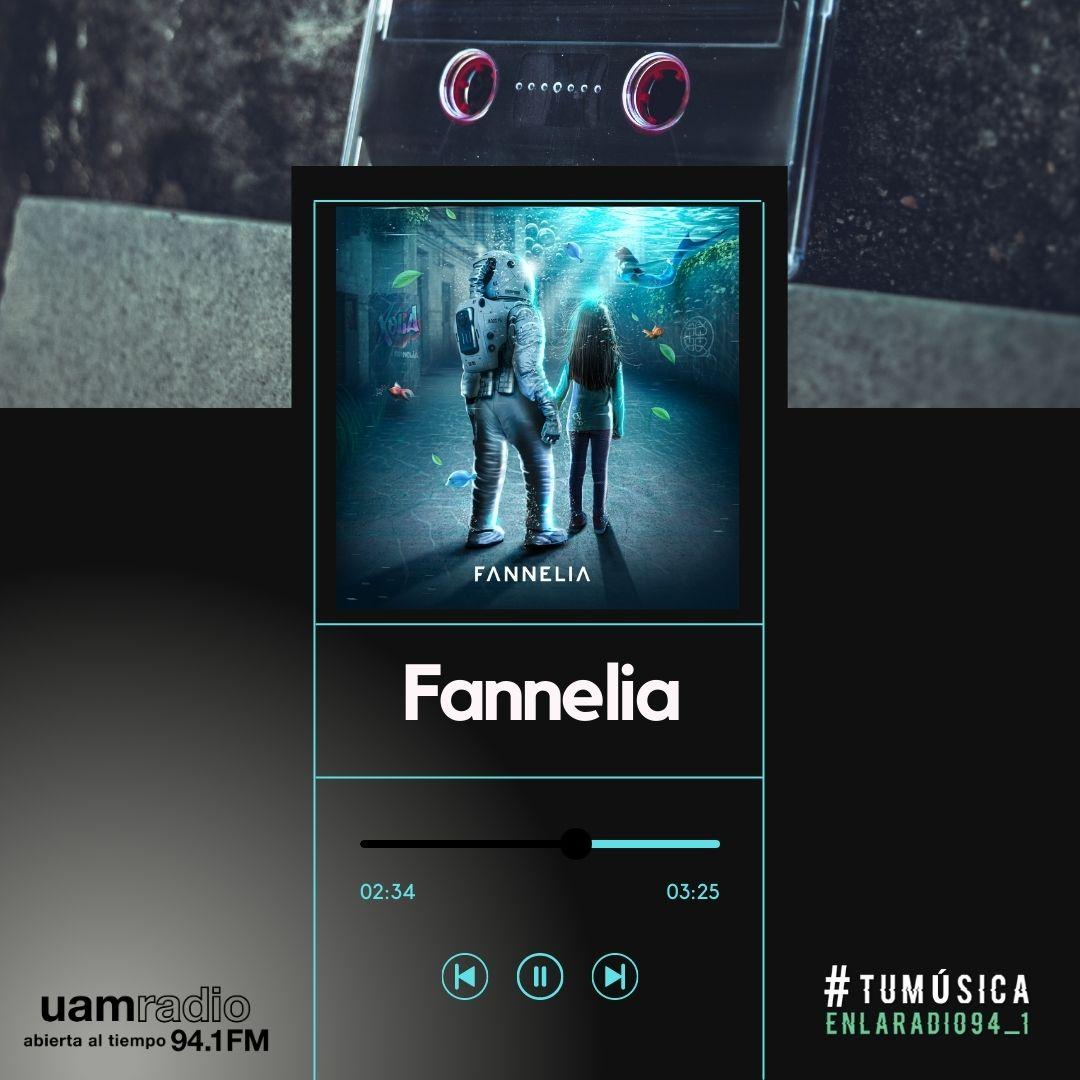 UAM Radio 94.1. Series actuales. TMR. fannelia