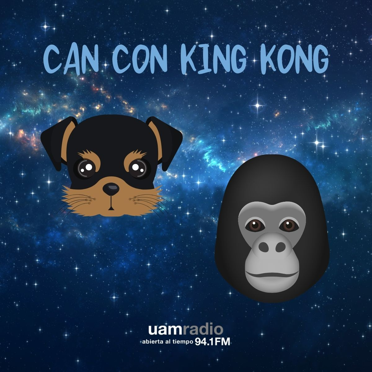 chistes can con king kong