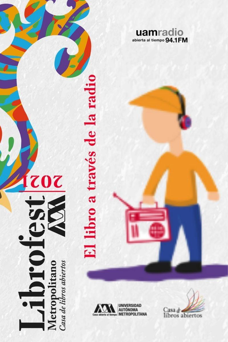 Uam radio 94.1 fm. especiales. librofest