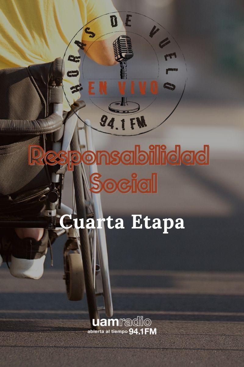 UAM Radio 94.1 Responsabilidad Social Cuarta Etapa